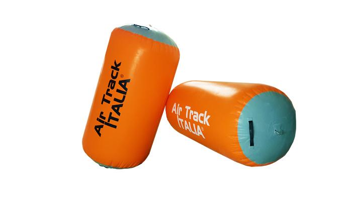 I nuovi attrezzi: Air Track, Parallele Asimmetriche e altro